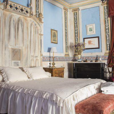 Habitación de la baronesa