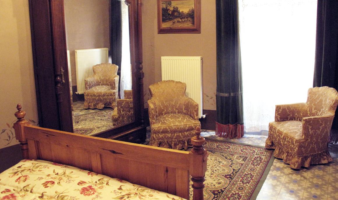 Habitación de Don Lino