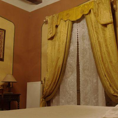 Habitación de la marquesa de Saudin